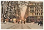 Winter in the City by Pajunen