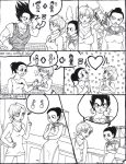 Wierd DBZ Comic: Part 1 by TemBrook