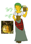 Gourdian Contest entry: Betty by TheLittlehoneybee