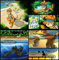 Star Piece Scavenger Hunt by BuizelCream