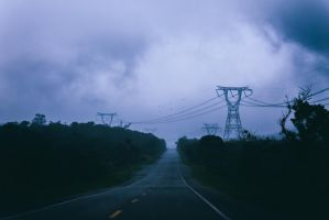 Roads to nowhere, leading back to lost memories... by AtEternitysGate