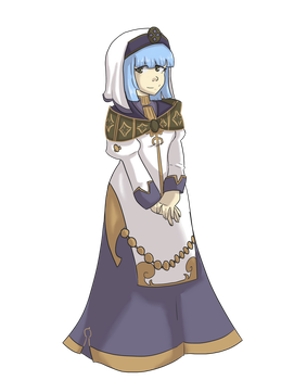 FE Heroines Collab: Silque by Shionshetrr