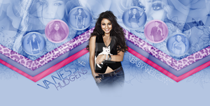 Vanessa Hudgens Layout by littlebutterflyxxx