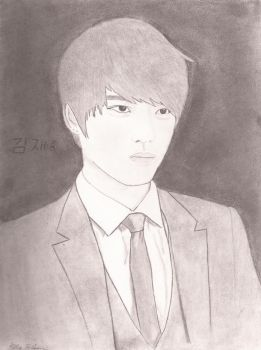 Kim Jaejoong by The-Crazed-Writer