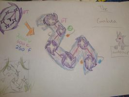Creat. Suggestion: The Galaxa by brendensteel