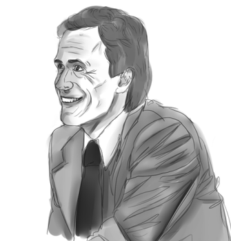 Ted Bundy by Freedomlastsforever