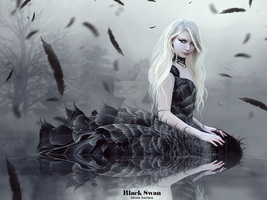 Black Swan by MirellaSantana