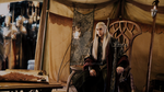 Thranduil in his Tent by Athraxas