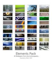 Elements Wallpaper Pack by SFkilla