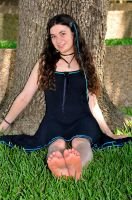 Lyubov Barefoot 01 by dm0110