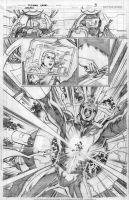 Legion Issue 1 p.3 by Cinar
