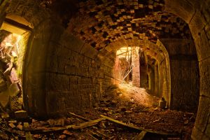 Exposed Catacombs by alexiuss