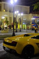 lamborghini in Jumeirah new edition 2 by amirajuli