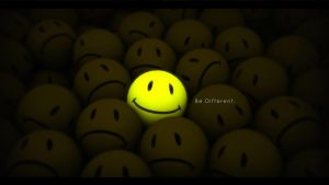Be Different.. by Panagiotakis