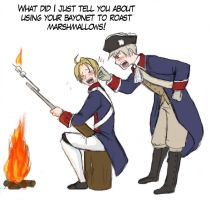 Prussia says its NOT Awesome.. by Arkham-Insanity