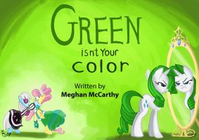 Stick with me Green:FIM title cards series by Jowybean