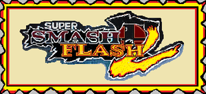 Super Smash Flash 2 Fan Stamp by KambalPinoy