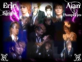 Eric and Alan Wallpaper by XIn-My-Darkest-HourX