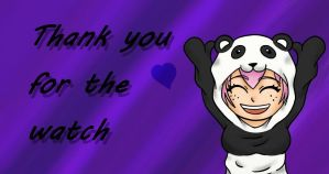 Thank you watch emote 2 by AdamPapesch