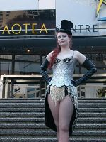 Satine, Black Diamonds by glittersweet