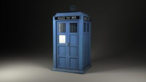 TARDIS by Jointor