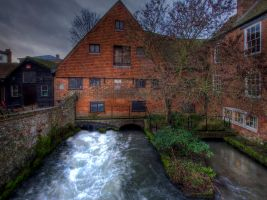 City Mill by Dogbytes