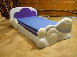 Rainbow Dash Bed 1.1 by ColdCalzone