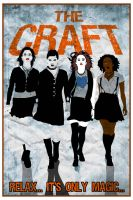 The Craft - Fan Poster by Dustin85