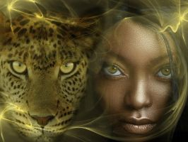Leopard by Fatiolite