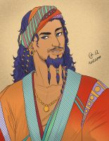 Daario by Autumn-Sacura