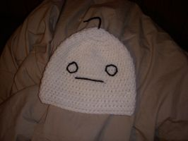 Crochet Cry Hat by SurpySoup