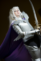 Griffith Millennium Falcon Cosplay - Berserk by Mitternachto