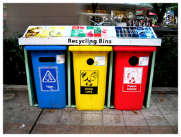 Recycle by innoxism