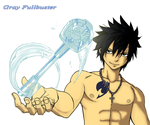 Gray Fullbuster Llave by Helenha
