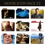 Movie Icon Pack 12 by jesusofsuburbiaTR