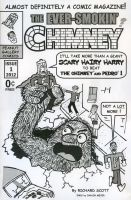 The Chimney 1 (Front Cover) by LuciferSims