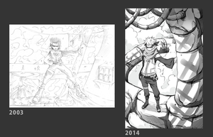 After Naruto - Progress by Rousteinire