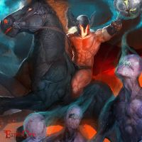 Hermod - The Brave by jaggudada