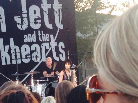 Joan Jett concert pic1 by Adamgontierawesome