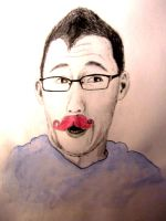 Markiplier by flyingGOPHER