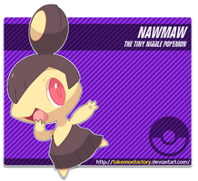Nawmaw doesn't bite! by harikenn