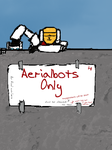 Aerialbots Only by HalfwayToNowhere