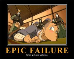 AtLA Motivation: Epic Failure by LadyLiski