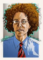 Malcolm Gladwell by Akrapheal