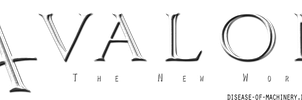 Avalon Logo by Disease-of-Machinery