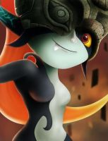 Midna by Reillyington86
