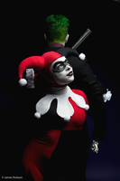 Joker and Harley Quinn - Clarity by Enasni-V