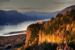 Crown Point by danporter