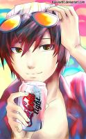 Coke Light by Kay-Jay97