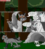 Outcast: Chapter 1-Pg. 1 by dRaWiNgWiThHeArT